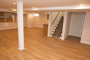 basement. Creating A Warm, Beautiful, Private Space In Your Finished Basement B