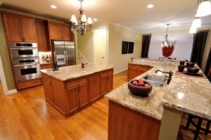 custom kitchen design in Islip, NY