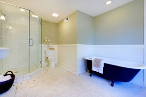 Maximize your space with a custom shower design.